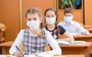 Нова схема: Зрелостниците използват предпазните маски за пищови